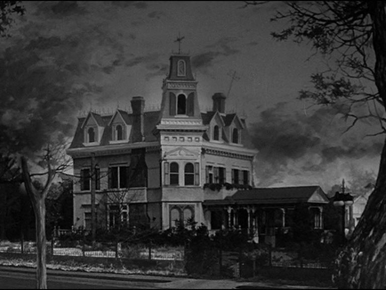 The Adams Family Home Addams Family House Addams Family Tv Show