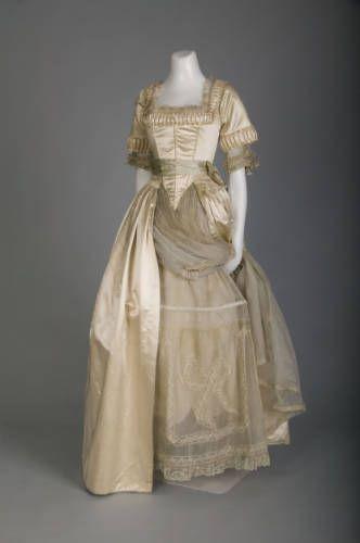 suorituskykyiset urheiluvaatteet erinomainen laatu paras palvelu Lucile, Wedding Dress. Chicago, 1916. (View 2) in 2019 ...
