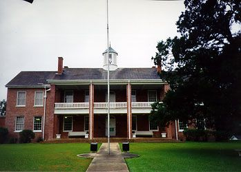 Amite County Mississippi Courthouse In Liberty Ms Courthouse Mississippi Ms Mississippi