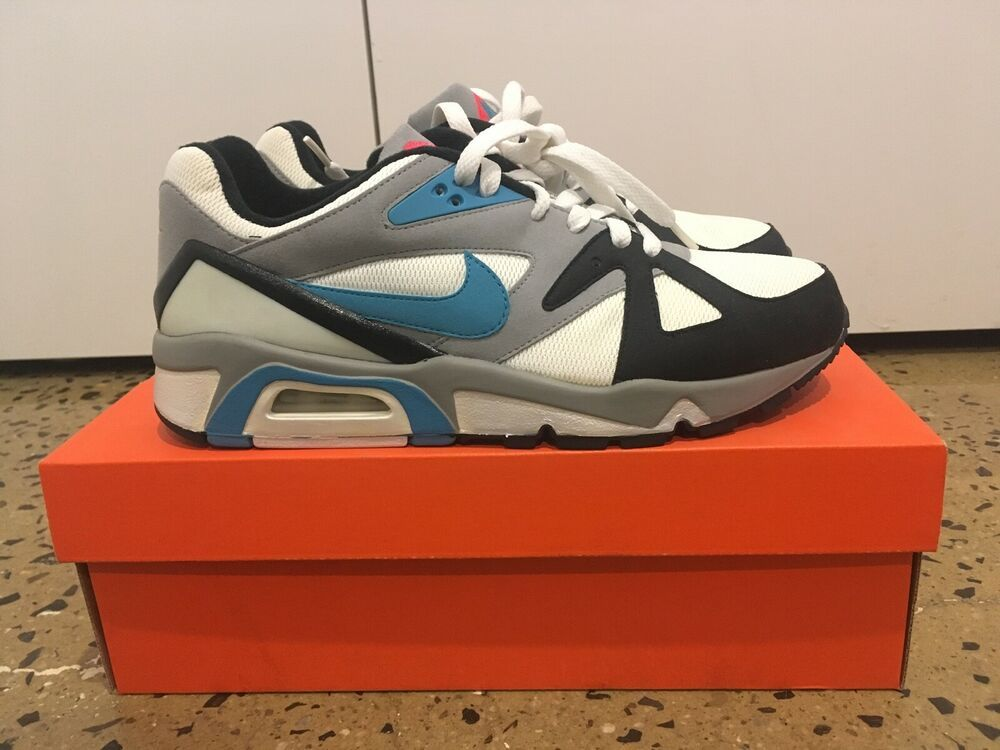 03c2754adbd9 Nike Air Structure Triax 91 OG Sz US 8 DEADSTOCK 2007 BNIB  fashion   clothing  shoes  accessories  mensshoes  athleticshoes (ebay link)