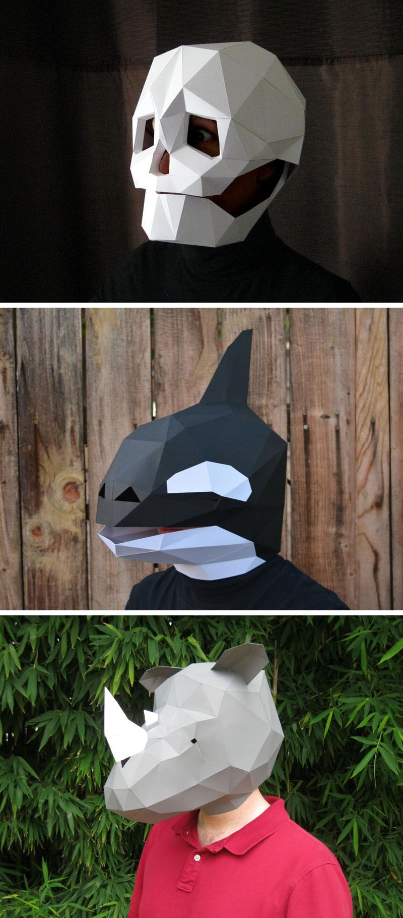 20 Contemporary Creative Mask Designs To Get You Ready For Halloween