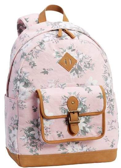 32c4ec2fad0f Northfield Soft Pink Camilla Floral Backpack | Bag Patterns and ...