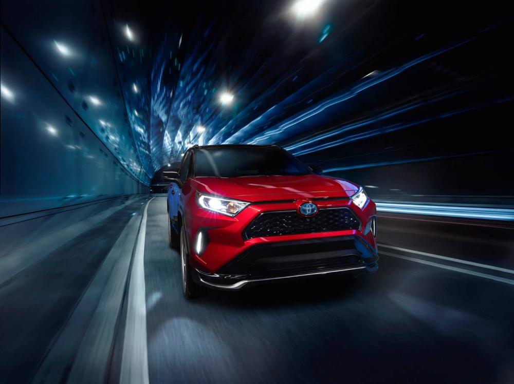 2021 Toyota Rav4 Prime Makes An Impressive Debut At The L A Auto Show Toyota Rav4 Rav4 Toyota