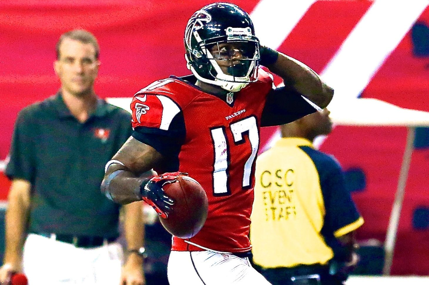 Devin Hester Breaks Deion Sanders Career Record For Return Touchdowns Devin Hester Wide Receiver Atlanta Falcons