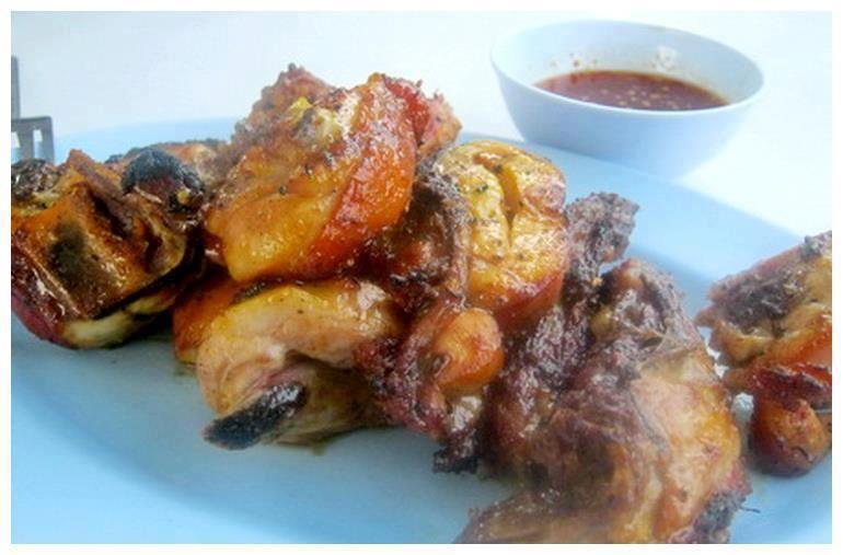 Gastronomie Recette Du Poulet Braise Recettes De Cuisine Poulet Braise Recettes De Cuisine Africaine
