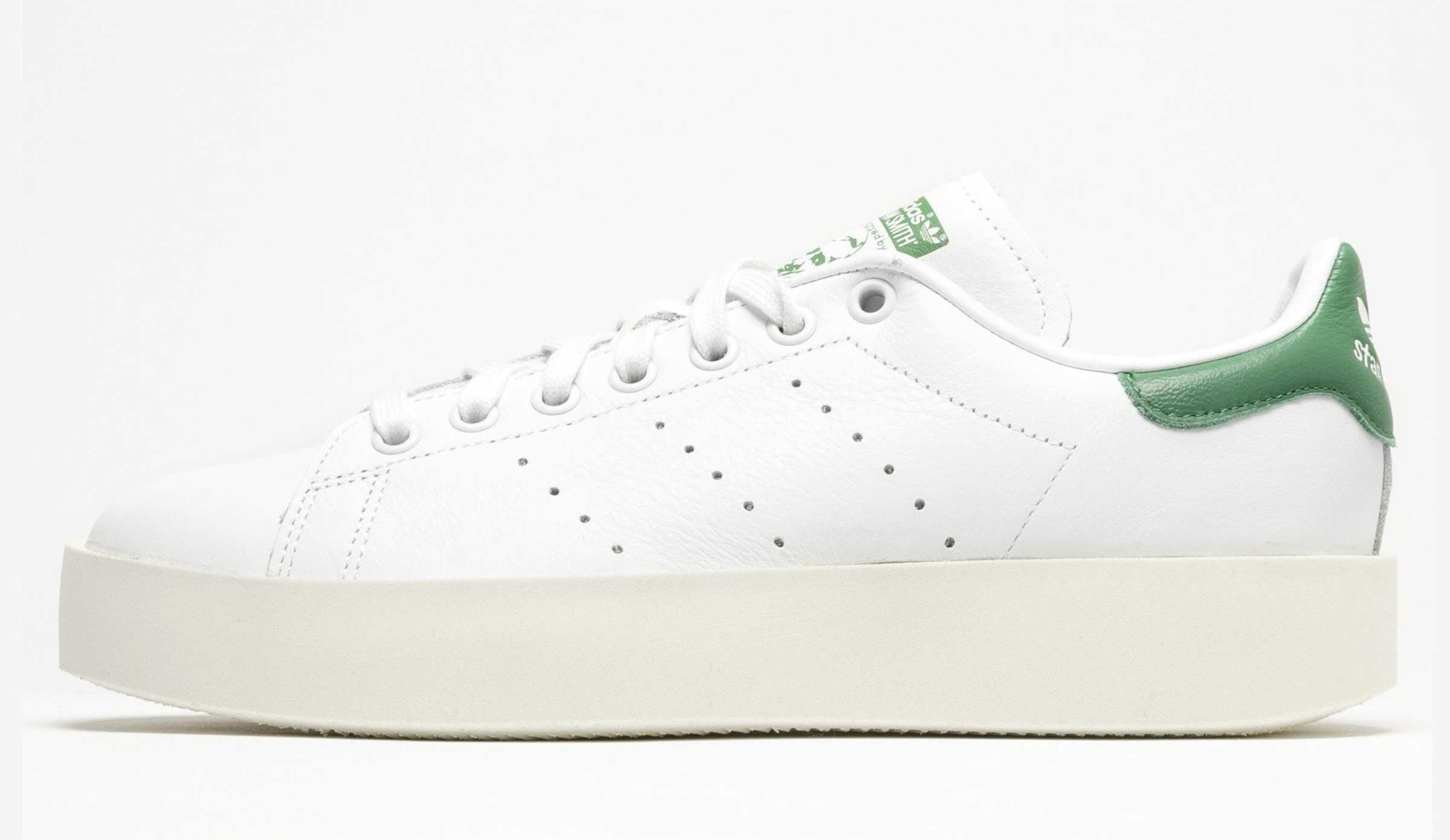 official photos cde23 70b35 The adidas Stan Smith Gets a Creeper-Style Makeover.