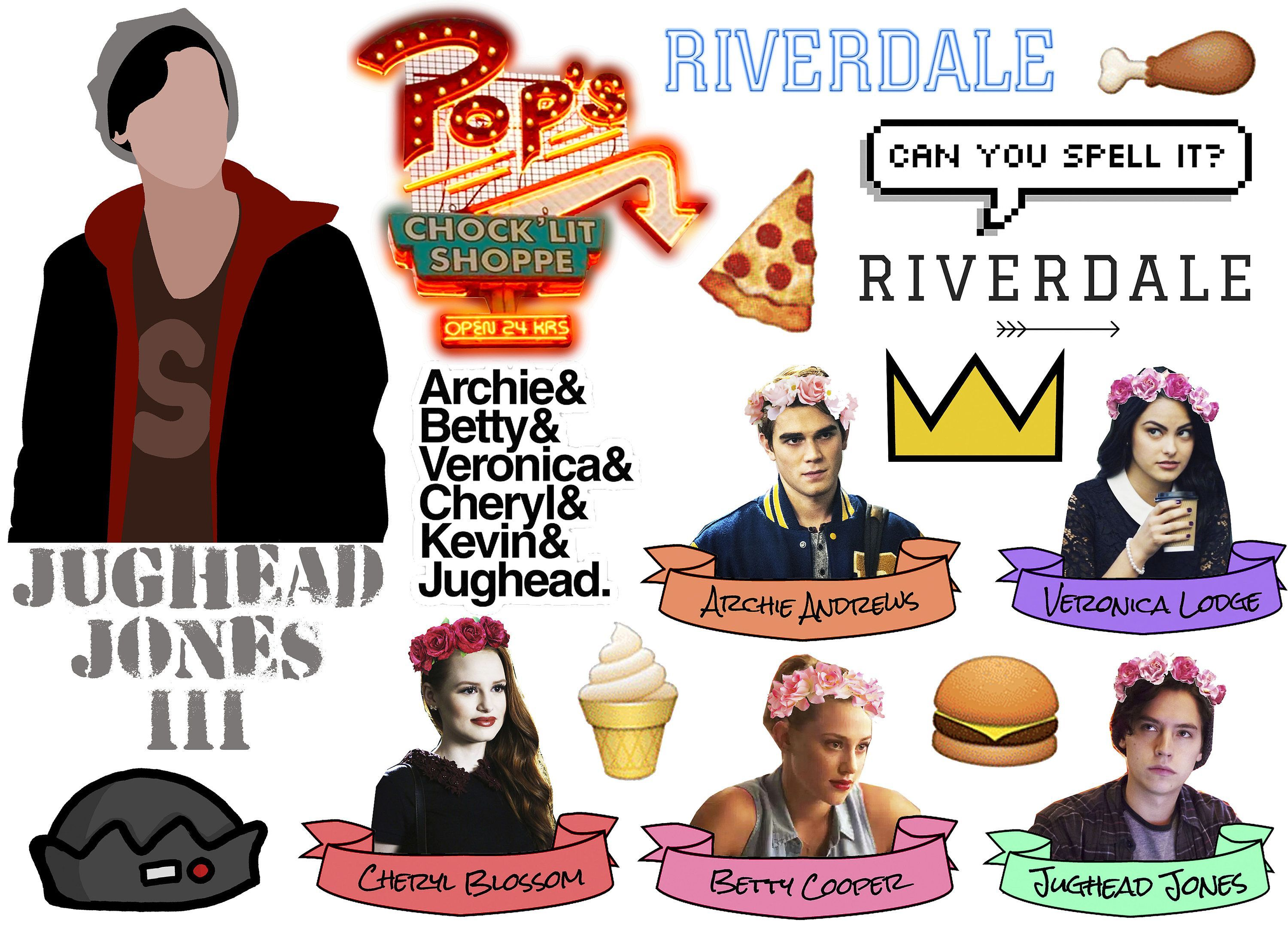 Literally Dyeing Riverdale In 2019 Riverdale Poster