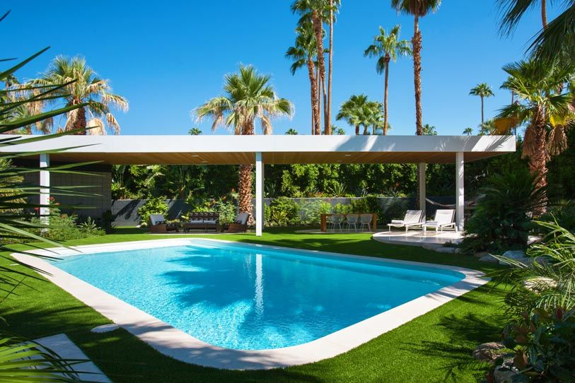 Modern Oasis, California Desert Cities Luxury Retreats