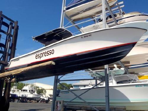 2005 Contender Center Console Boat Name Espresso Specs Builder Dimensions