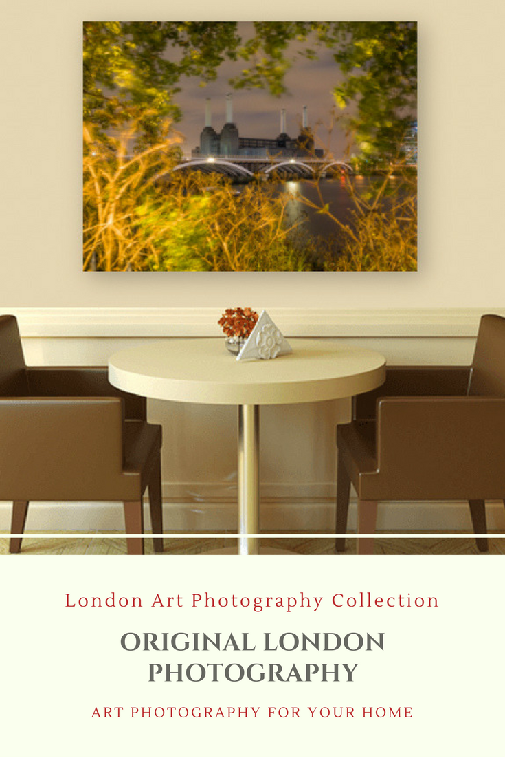 Battersea Power Station. London. Art Photography For Your Home ...