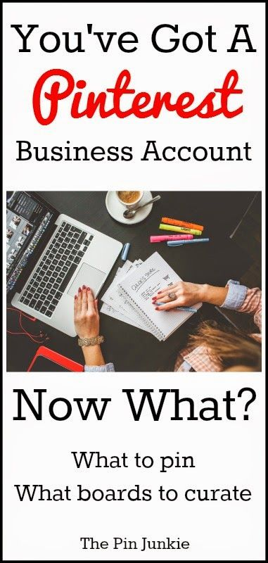 Pinterest Business Accounts Pt 2: Pinterest business accounts look the same as personal accounts, but they give you access to useful features such as rich pins and Pinterest analytics.