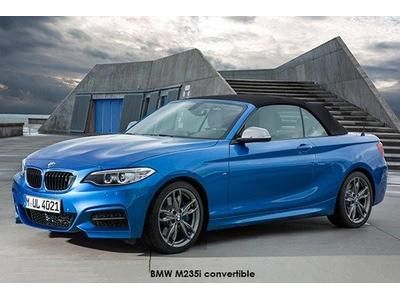 The Bmw 2 Series Convertible Refreshingly Dynamic Click Image