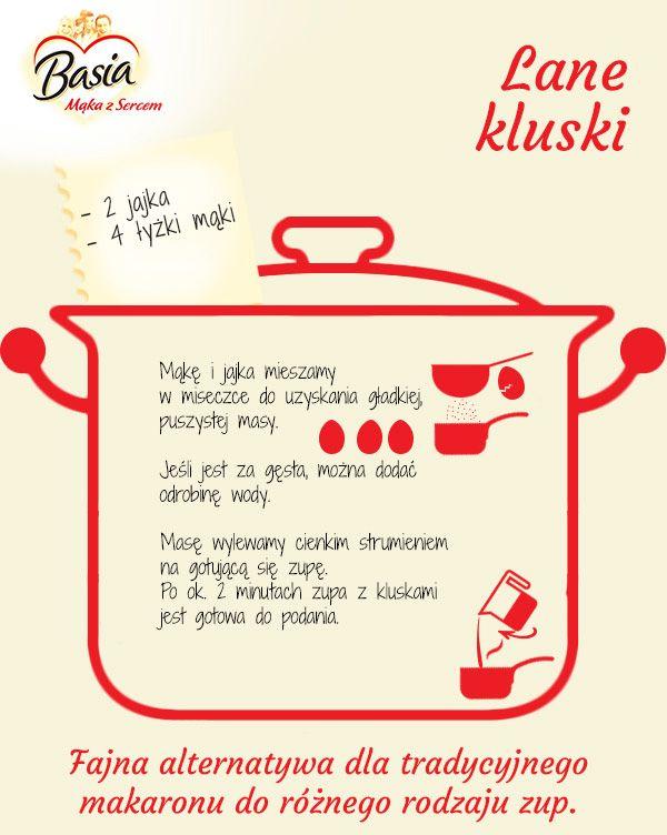 Lane Kluski Culinary Recipes Cooking And Baking European Food