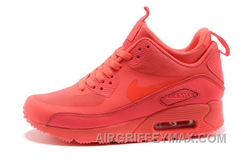 Soldes Visiter Le Pas Cher Femme Nike Air Max 90 Mid Winter No Sew
