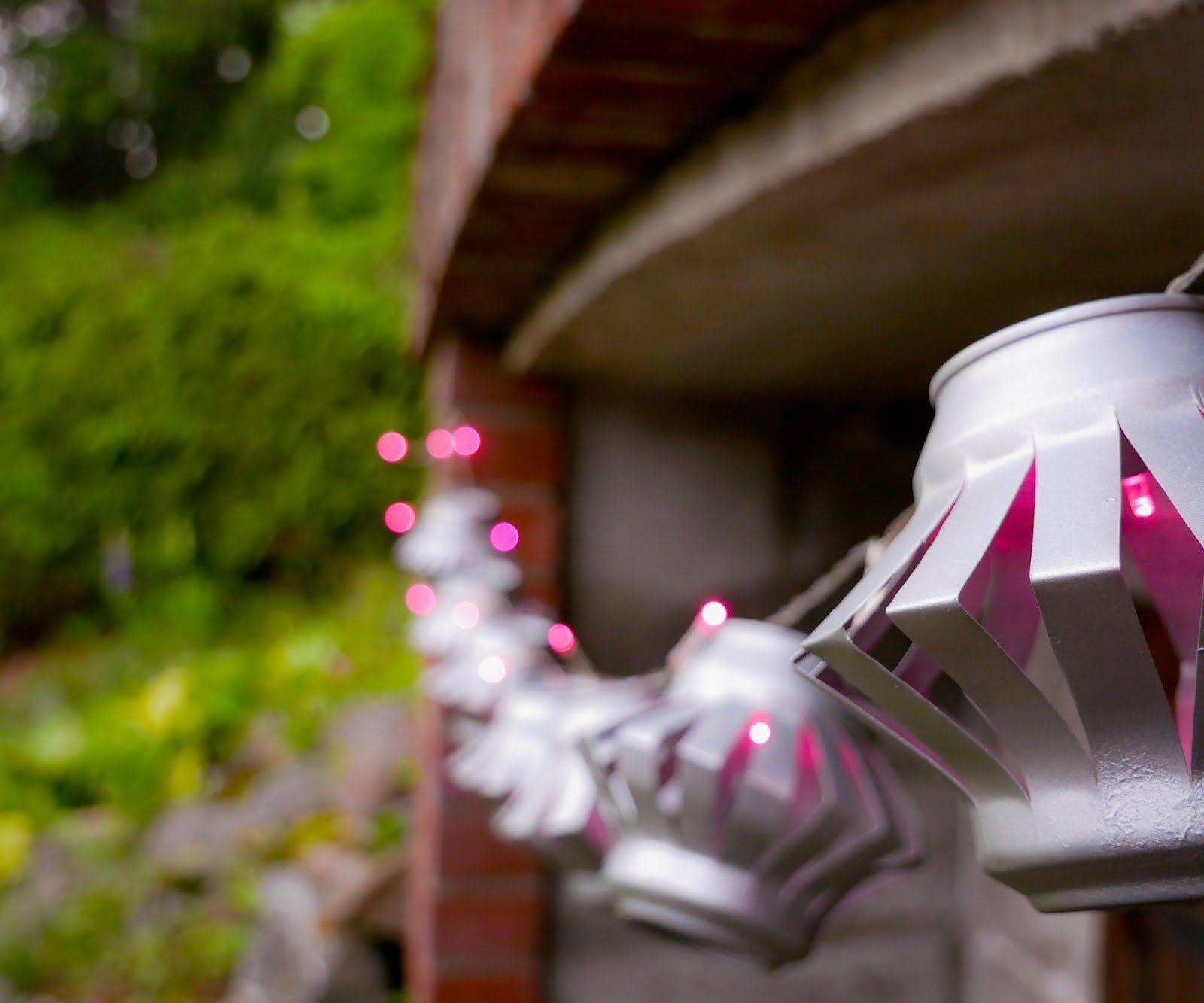 Puutarhalyhdyt kierrättäen. Garden lanterns. #garden #lanterns #puutarha #kierrätys #outdoorliving