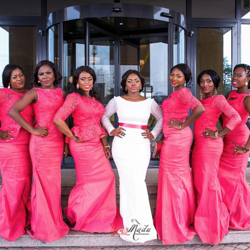 Nigerian wedding bridesmaids dress styles colour ideas wedding nigerian wedding bridesmaids dress styles colour ideas ombrellifo Images