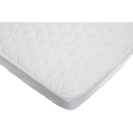 Abc Wtp Pad Cradle Fitted Mattress Pad Cover Waterproof