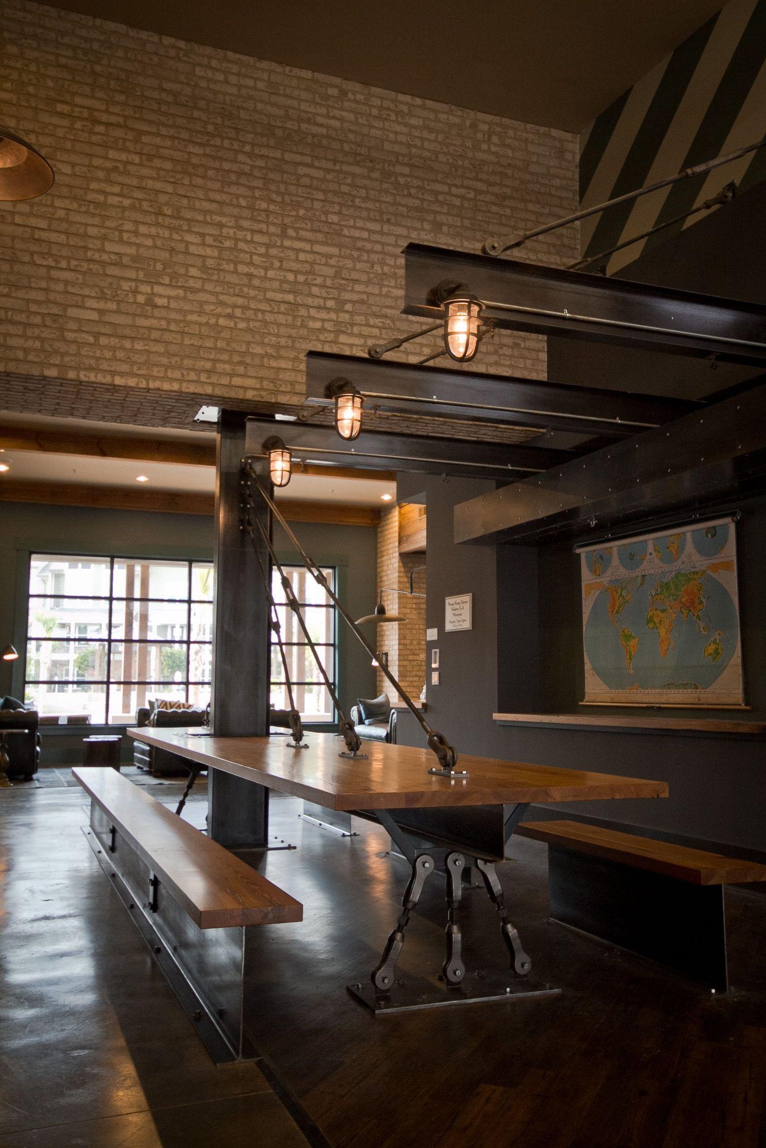 30 Modern Industrial Office Design Ideas Industrial Office
