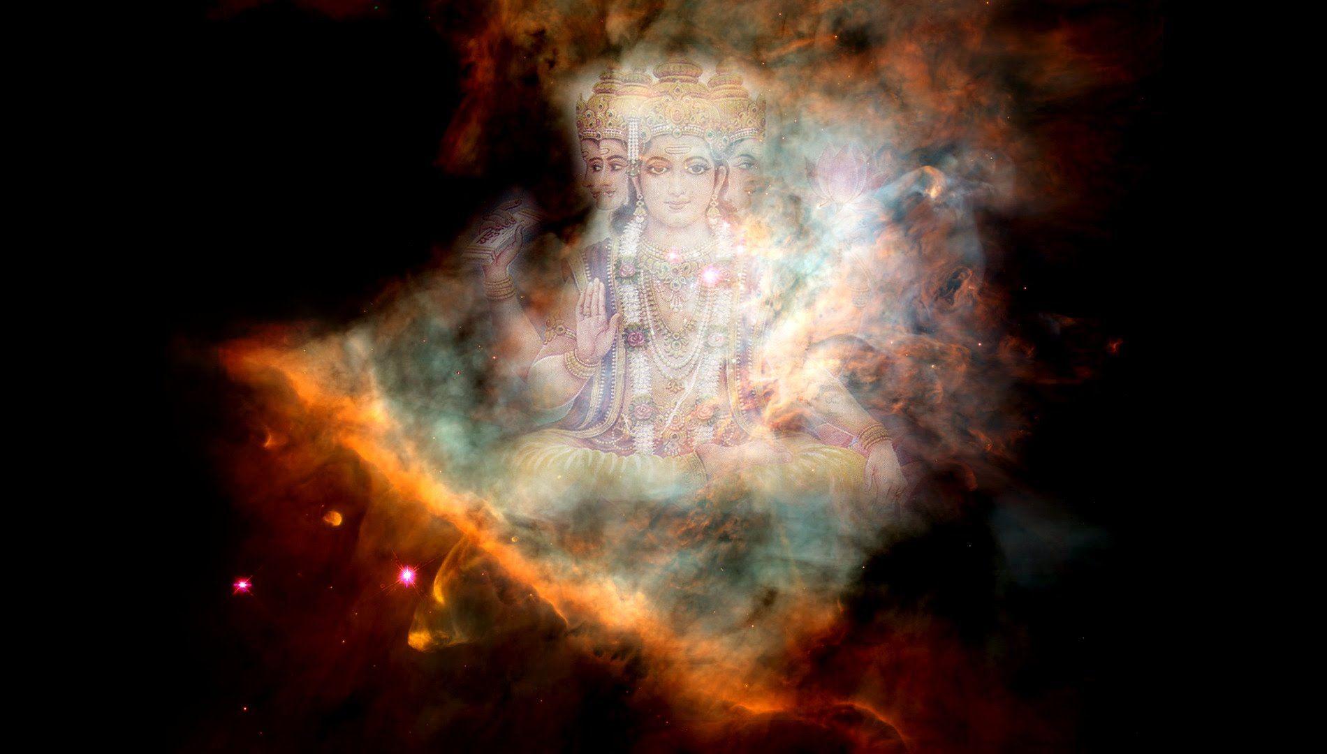 Danny Wilten - The Nebula In Vedic Cosmology (2/2)