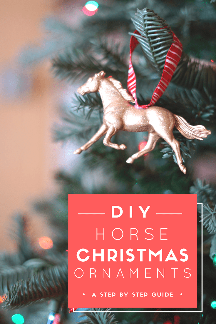 Christmas Horse Decorations.Diy Horse Christmas Ornaments Horse Quotes Group Board