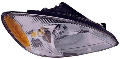 2000 2007 Ford Taurus Headlamp Rh W O Centennial Edition Taurus 00