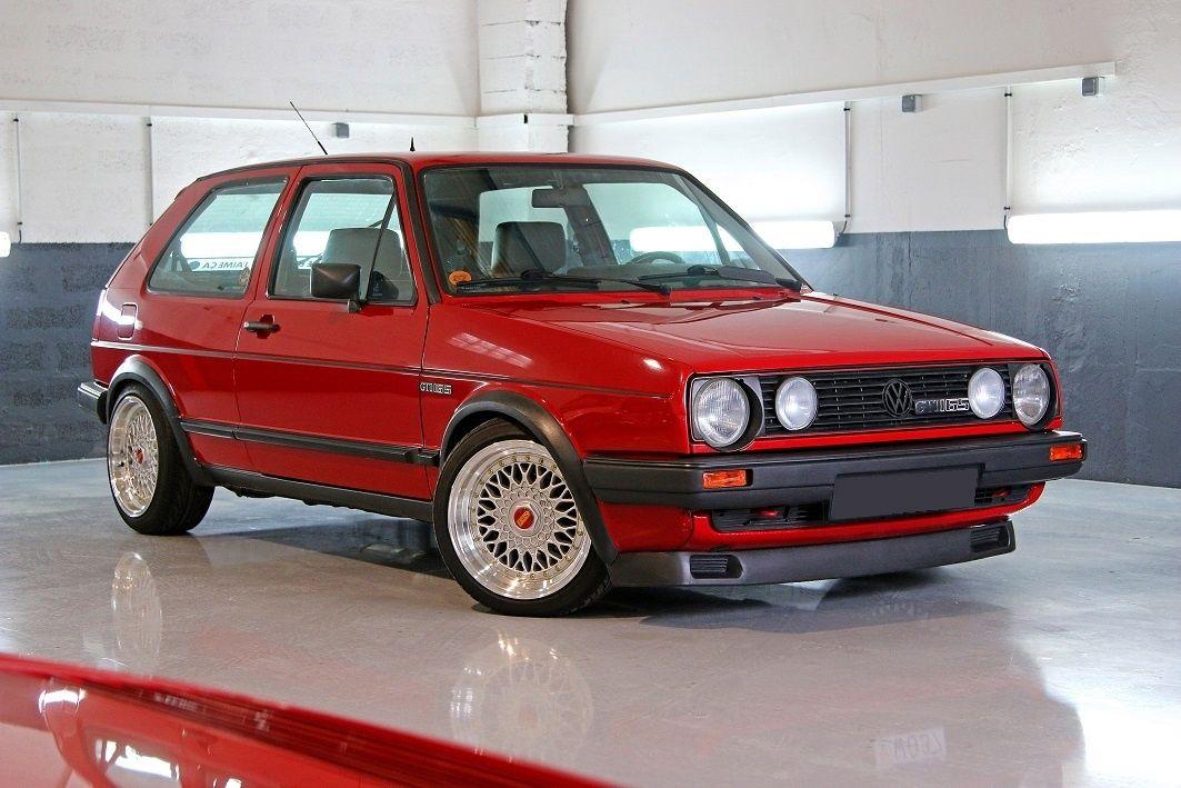 1986 Vw Golf Gti 16s Classic Driver Market Volkswagen Golf Golf Gti Volkswagen Golf Mk2