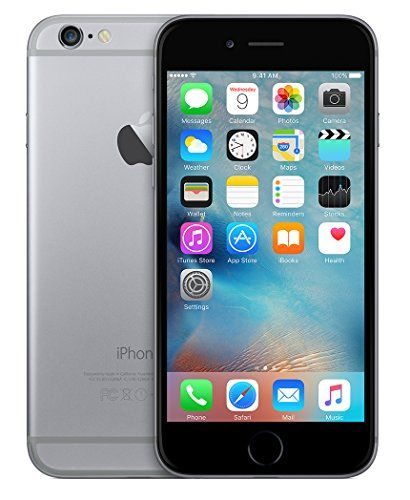 apple iphone 6s fully unlocked 64gb space gray certified refurbished