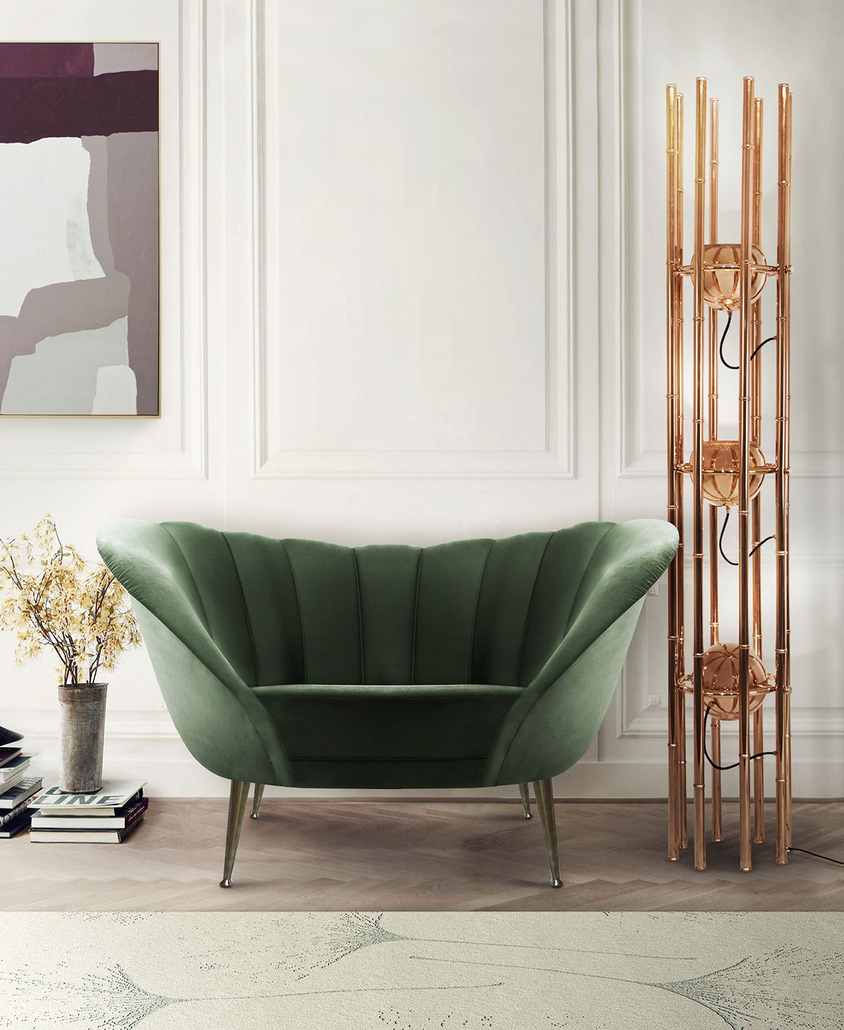 ANDES Armchair Contemporary Design by BRABBU that will conquer all ...