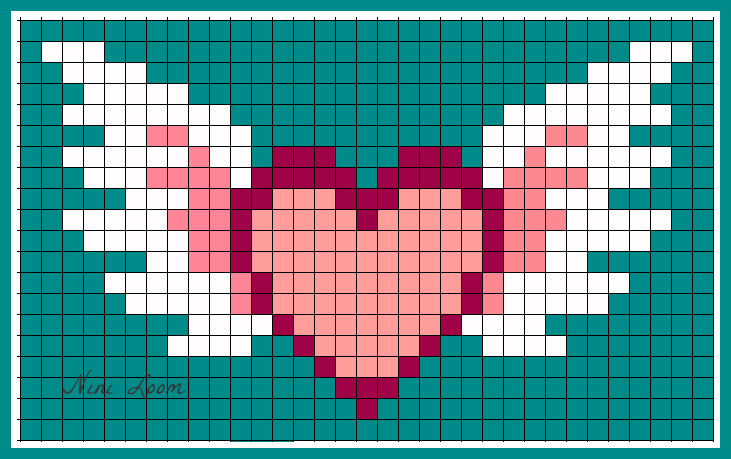 Image Du Blog Looms Centerblog Net Pixel Art Animaux