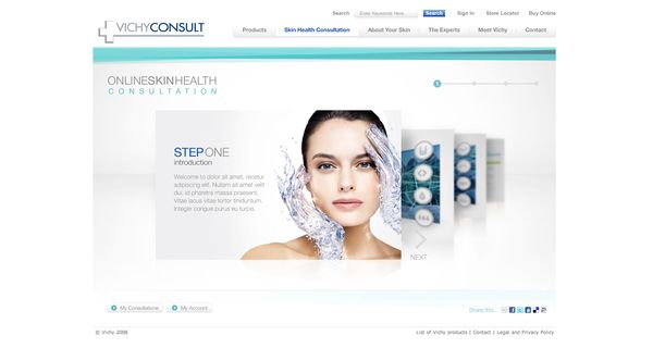 cosmetics Vichi