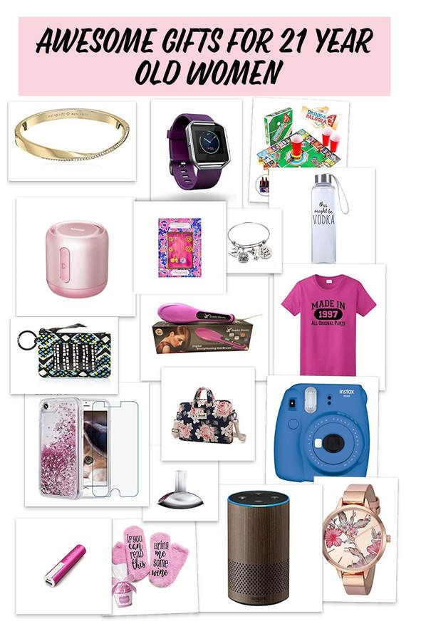 Awesome Gifts For 21 Year Old Women Birthday 21st