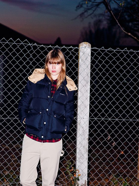 Carhartt WIP Fall/Winter 2012 Collection photographed by Alexander Basile