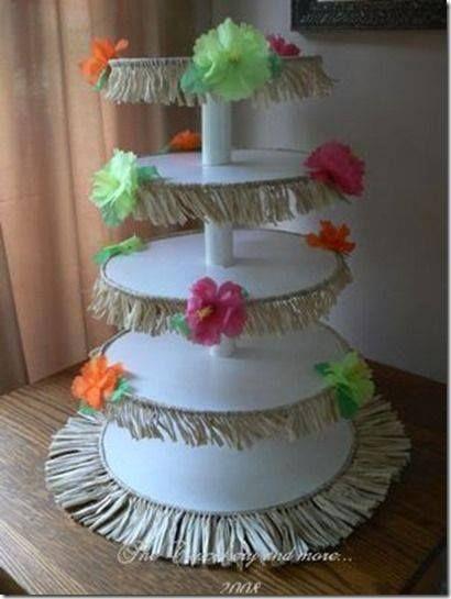 organizadores-de-cupcakes-para-fiestas-28 - Decoracion de Fiestas - decoracion de cumpleaos