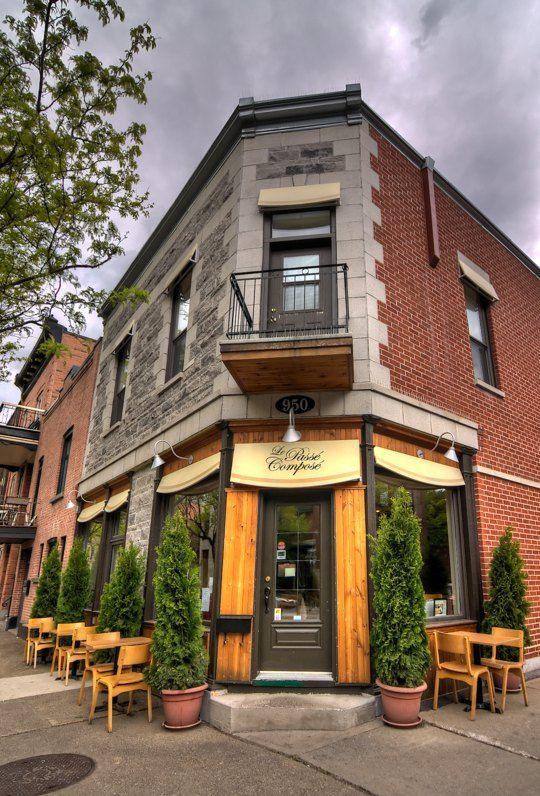 Le Passé Composé, Bistro Restaurant  Photo