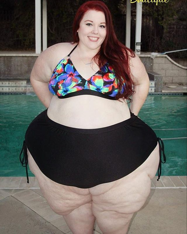 image Bbw princes chubby ass does what she loves
