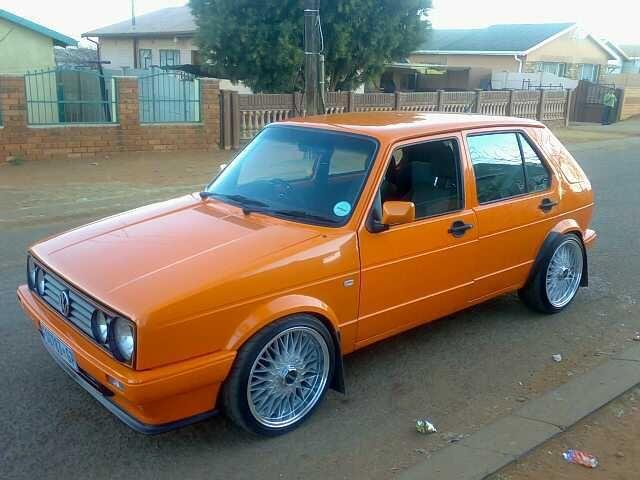 Khutao Mapiti S Volkswagen Vw Mk1 Golf Citi Citi4life