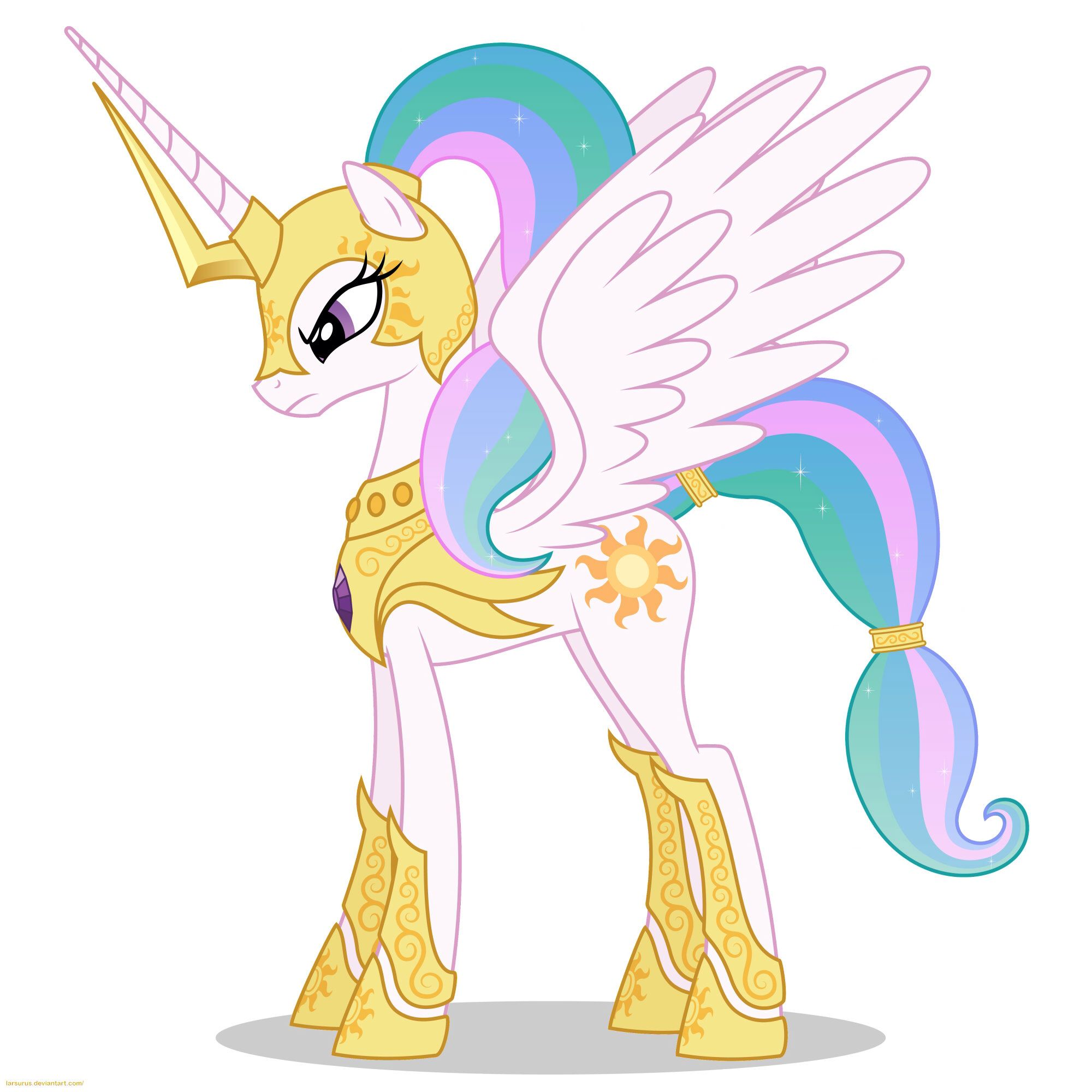Princess celestia mlp pinterest princess celestia - My little pony a colorier ...