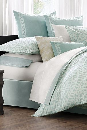 Echo Mykonos Comforter Set Home Is Where The Heart Is