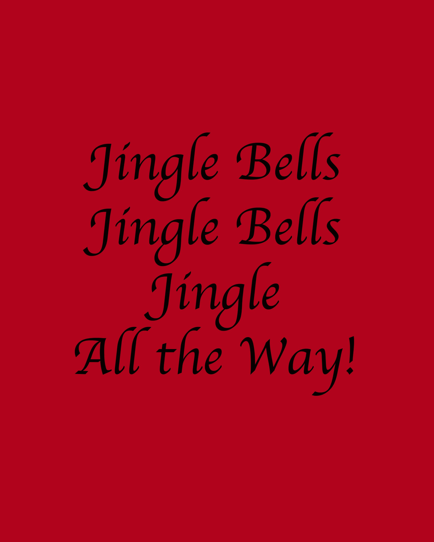Jingle Bells   Jingle bells, Notable quotes, Christmas music
