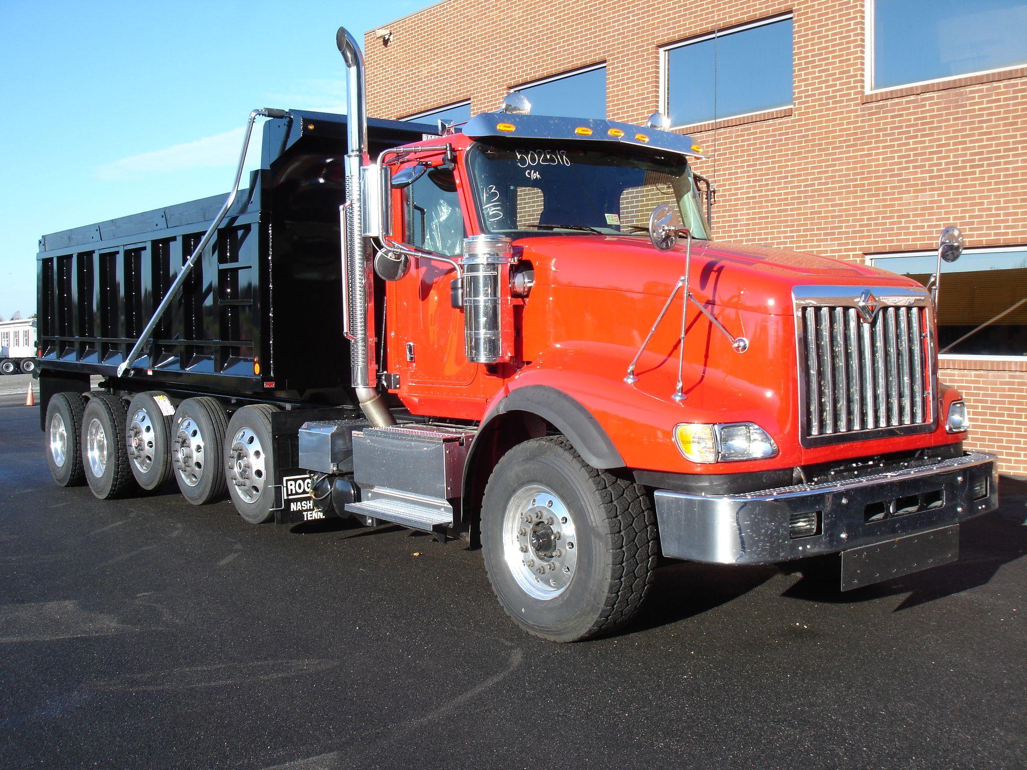 Trucking | Trucks, International harvester truck, Navistar ...