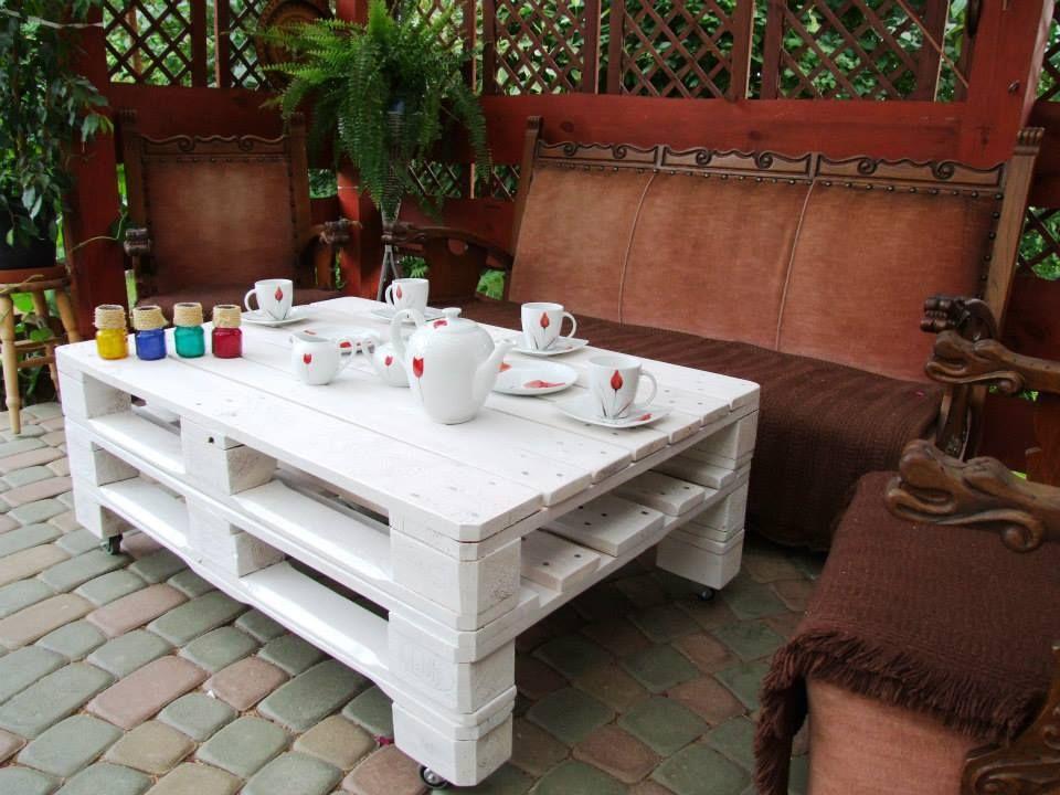 DIY-pallet-coffee-table-ideas-1jpg (960×720) Home decor Pinterest