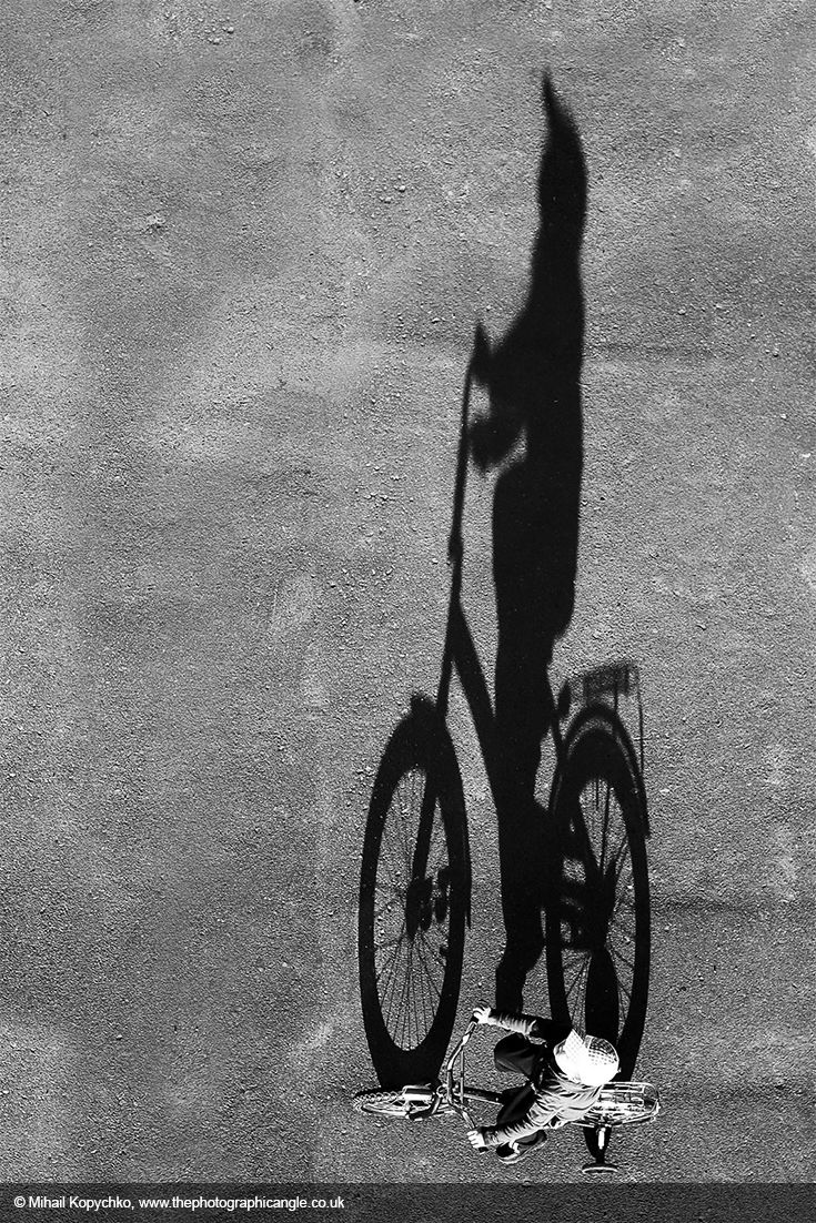 © Mihail Kopychko, 'Biker'. From the series 'Viewpoint' curated by Adrian Stone for The Photographic Angle. thephotographicangle.co.uk