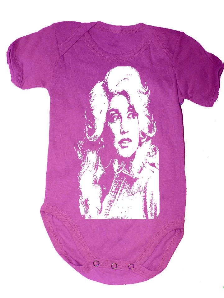 50d5422af Dolly Parton Onesie or T-Shirt. $19.95, via Etsy. | Babybabybaby ...
