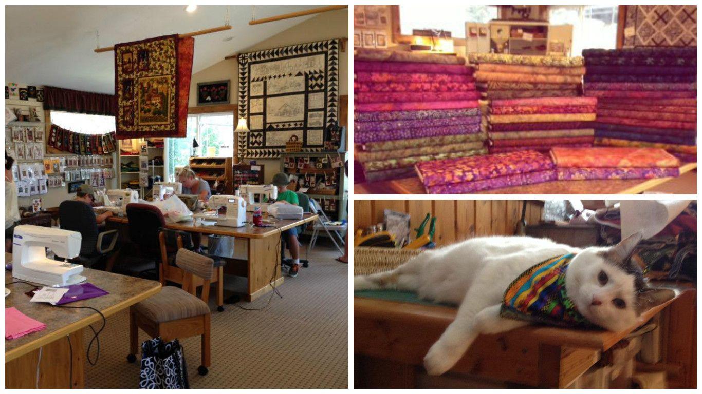 auridealer highlight for Dakota Quilt Company by Patty Kimball ... : dakota quilt shop - Adamdwight.com