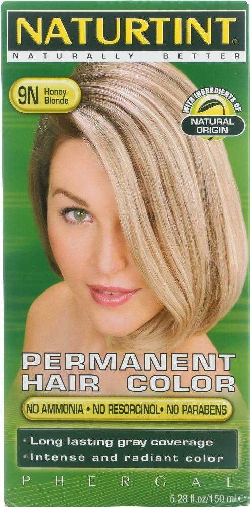 Naturtint Permanent Hair Color 9n Honey Blonde 528 Oz Pinterest