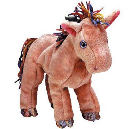 4b031706805 TY Beanie Baby - THE HORSE Chinese Zodiac (7.5 inch)