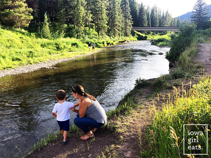 Vail CO in summer--A New Rocky Mountain Experience