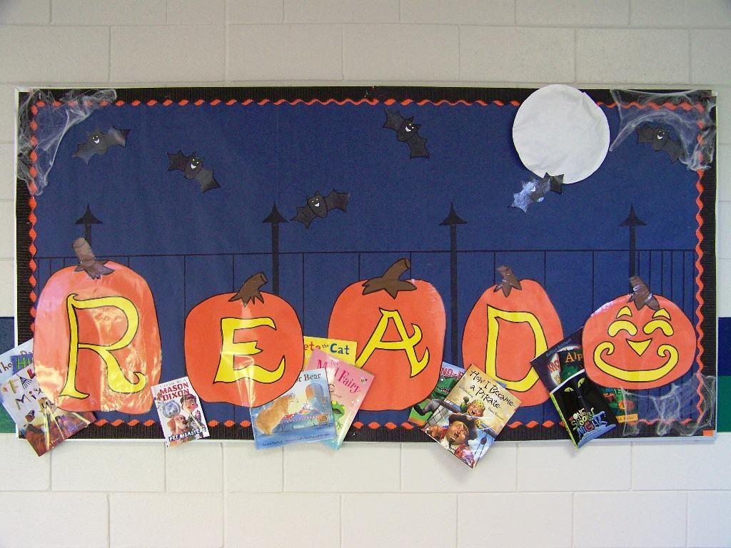 Halloween Bulletin Board Ideas Inspiring Party Ideas