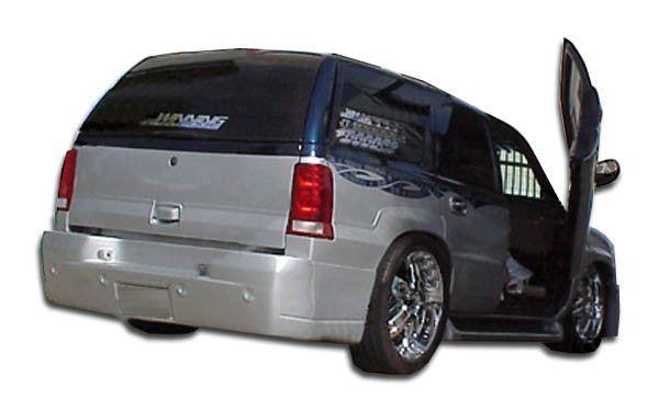 2000 2006 Chevrolet Tahoe Gmc Yukon Denali Duraflex Vip Rear