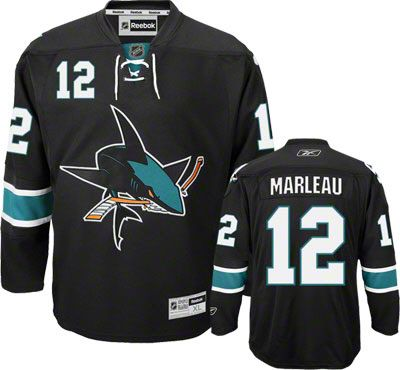 official photos 052f3 2a603 San Jose Sharks Premier Alternate Hockey Jersey | Sports ...